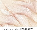 abstract background with... | Shutterstock .eps vector #679325278