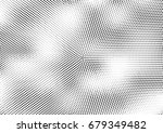 abstract halftone dotted... | Shutterstock .eps vector #679349482