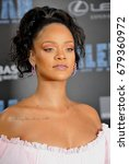rihanna at the world premiere... | Shutterstock . vector #679360972