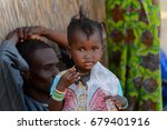 ferlo desert  senegal   apr 25  ... | Shutterstock . vector #679401916