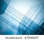exterior of glass residential... | Shutterstock . vector #67940437