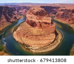 Horseshoe Bend Is A Famous...