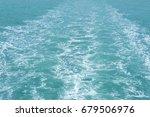 sea water | Shutterstock . vector #679506976