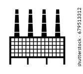 power plant | Shutterstock .eps vector #679513312