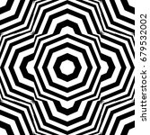 seamless pattern with black... | Shutterstock .eps vector #679532002