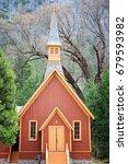 Yosemite Valley Chapel  Small...