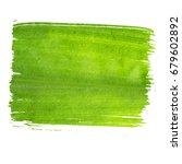 ecology green banner  eco green ... | Shutterstock . vector #679602892