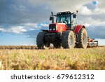 Agricultural Machinery In The...