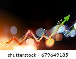 business ideas concept with... | Shutterstock . vector #679649185
