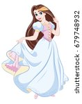 princess | Shutterstock .eps vector #679748932