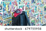 samara  russia   july 16 2017   ...   Shutterstock . vector #679755958