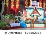 chiangmai thailand  july 01... | Shutterstock . vector #679802386