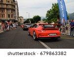 lugano  switzerland   09.07.17  ...   Shutterstock . vector #679863382