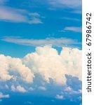 Paradise Flying Background