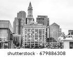 The Buldings Of Boston Old Town ...