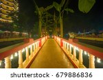 krabi   19 october 2015 ... | Shutterstock . vector #679886836