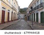 ouro preto  in the state of... | Shutterstock . vector #679944418