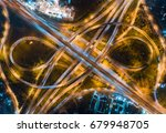 traffic congestion is a...   Shutterstock . vector #679948705