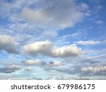 clear sky  | Shutterstock . vector #679986175