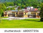 kaiservilla in bad ischl ... | Shutterstock . vector #680057356