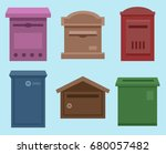 subscribe to notifications.... | Shutterstock .eps vector #680057482