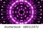 purple floodlights background | Shutterstock . vector #680113372