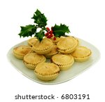 Mince Pies And Holly...