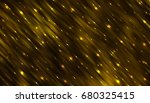 bright gold illustration with... | Shutterstock . vector #680325415
