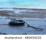 Black Camera Lens Cover  Side...