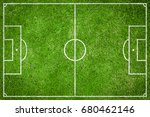 football field or image of...   Shutterstock . vector #680462146