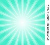 sunlight abstract background.... | Shutterstock .eps vector #680467612