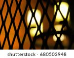 lamp  back net | Shutterstock . vector #680503948