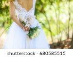 Wedding Beautiful Bride With...