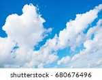 blue sly | Shutterstock . vector #680676496