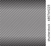 abstract black diagonal striped ... | Shutterstock .eps vector #680764225
