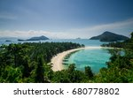 koh kam chill day and happy  | Shutterstock . vector #680778802