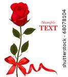 Valentine S Day Card. Beauty...