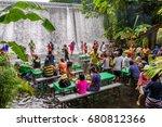 july 15 2017 lunch buffet...   Shutterstock . vector #680812366