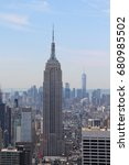 new york | Shutterstock . vector #680985502