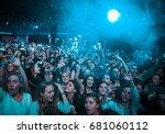 moscow 30 november 2016 ...   Shutterstock . vector #681060112