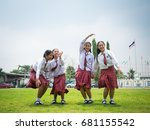 pathumtani  thailand   feb 21 ... | Shutterstock . vector #681155542