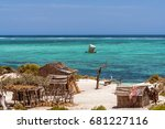 Small photo of SALARY, MADAGASCAR, OCT 23: Vezo fishing village in south of Madagascar on october 23, 2016. Vezo is a nomad ethnic group in Madagascar.