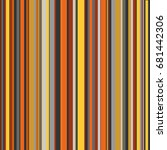 vector background with stripes | Shutterstock .eps vector #681442306