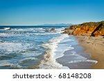 Pacific Ocean Coast  Californi...