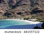 Remote Camping On Playa El...