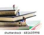 travelling and education...   Shutterstock . vector #681635998