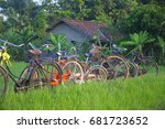 Small photo of Thinks of bicycle as ride-able art than can just about save the world.