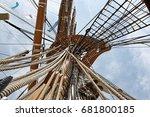 """"""" Tall Ship""""rigging  Sailing..."""