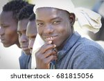 settimo torinese  italy   july...   Shutterstock . vector #681815056