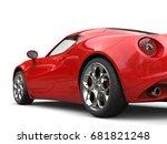 Carnelian Red Sport Concept Ca...